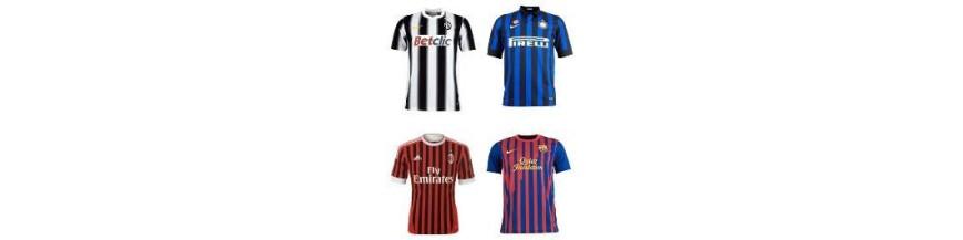 Maglie Ufficiali Calcio